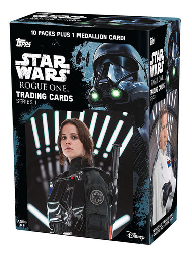2016 TOPPS STAR WARS ROGUE ONE SERIES 1 - VALUE BOX