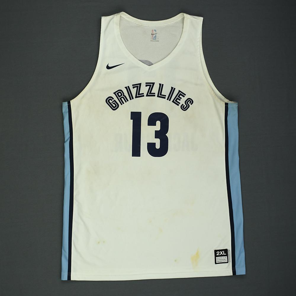 Jaren Jackson Jr. - Memphis Grizzlies - 2018 NBA Summer League - Game-Worn Jersey