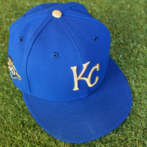 Photo of Team-Issued Cap: (Size 7 1/8)