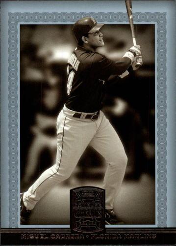 Photo of 2005 Donruss Greats #115 Miguel Cabrera