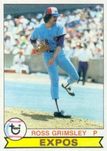 Photo of 1979 Topps #15 Ross Grimsley