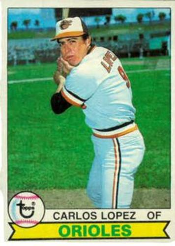 Photo of 1979 Topps #568 Carlos Lopez