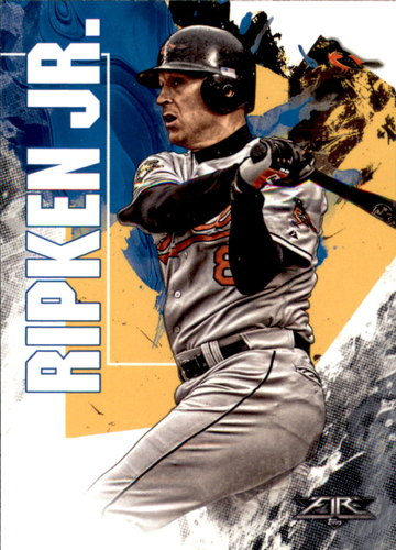 Photo of 2019 Topps Fire #100 Cal Ripken Jr.
