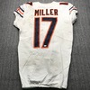 London Games - Bears Anthony Miller Game Used Jersey with 100th AnniversaryPatch (10/6/19) Size 38