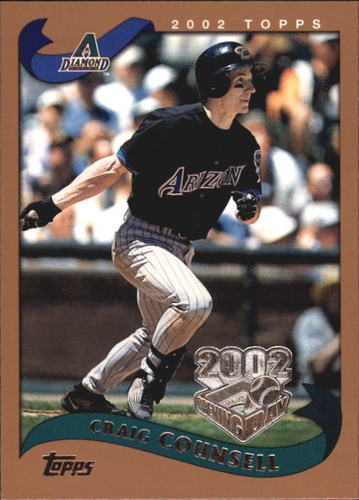 Photo of 2002 Topps Opening Day #8 Craig Counsell