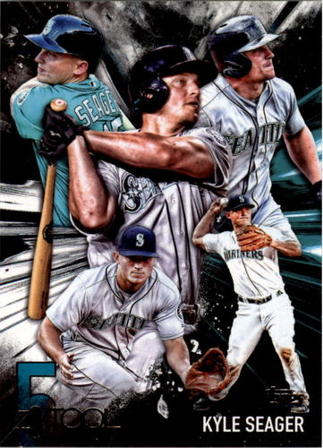 Photo of 2017 Topps Five Tool #5T40 Kyle Seager