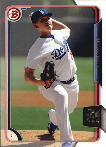 Photo of 2015 Bowman Prospects #BP50 Julio Urias
