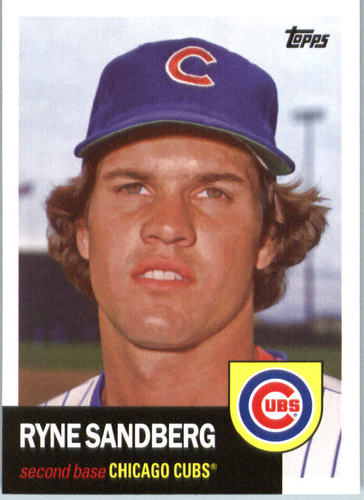 Photo of 2016 Topps Archives #41 Ryne Sandberg
