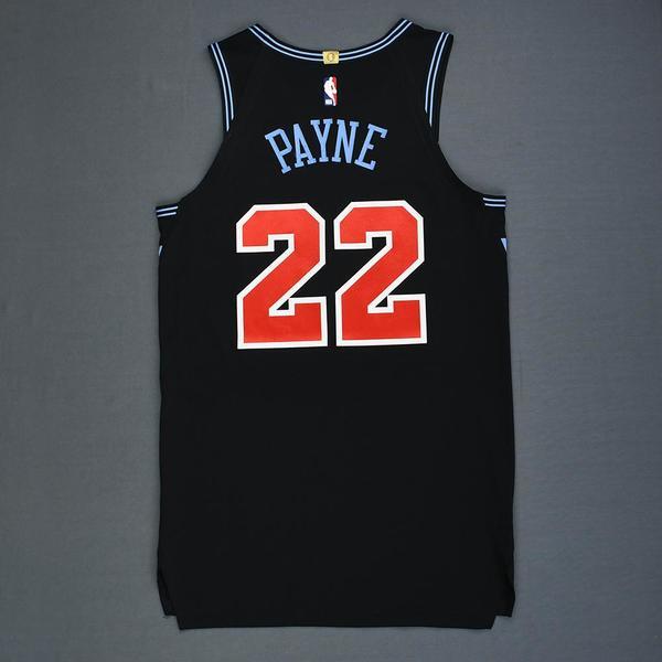 Cameron Payne - Chicago Bulls - Game-Worn City Edition Jersey ...