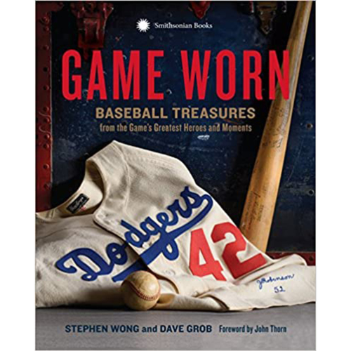 Photo of Game Worn Book