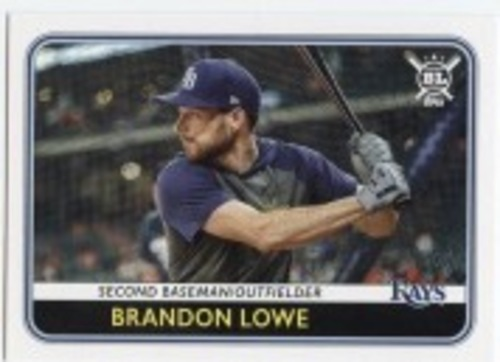 Photo of 2020 Topps Big League #157 Brandon Lowe