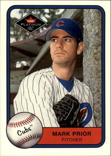 Photo of 2001 Fleer Platinum #529 Mark Prior DP RC