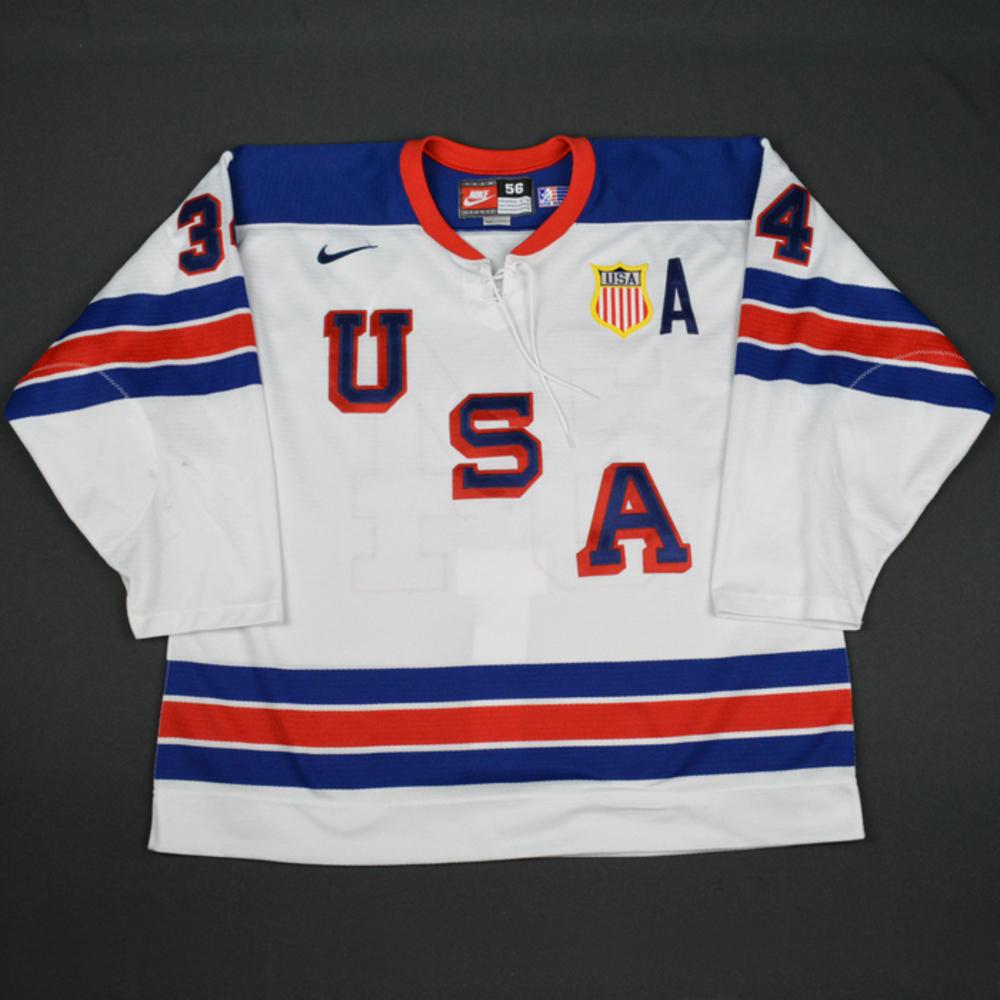 usa world juniors jersey