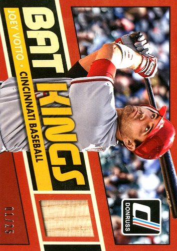 Photo of 2015 Donruss Bat Kings Studio Series #37 Joey Votto