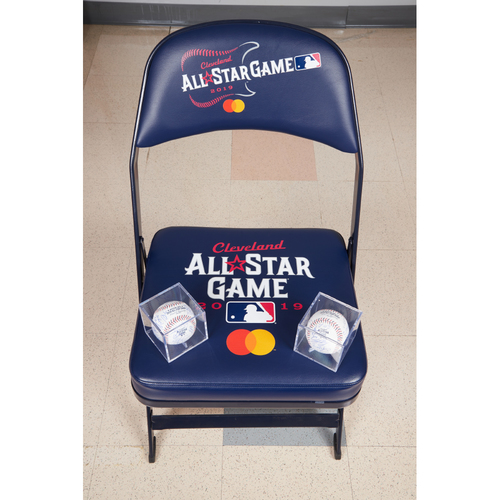 Photo of All Star Game Baseball & HR Derby Chair
