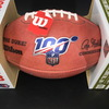 PCC - Jets Joe Namath Signed Authentic Football with 100 Seasons Logo