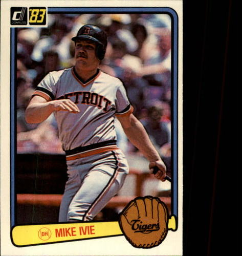 Photo of 1983 Donruss #485 Mike Ivie