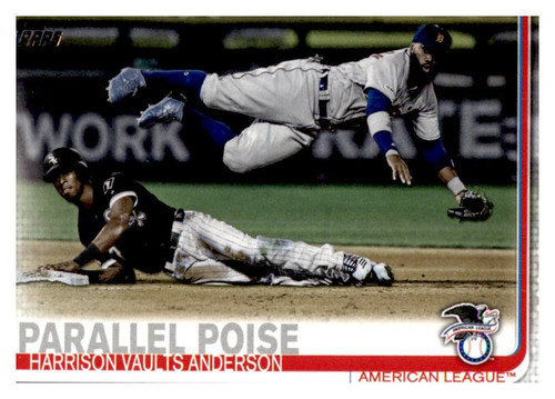 Photo of 2019 Topps Update #US99 Tim Anderson/Josh Harrison