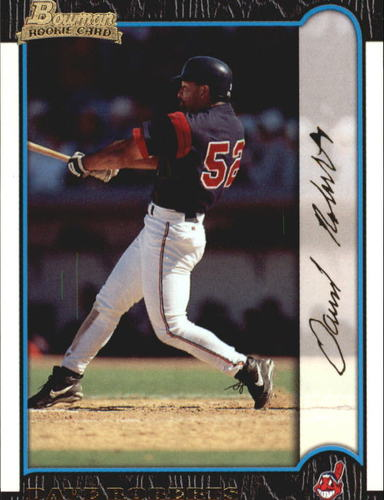 Photo of 1999 Bowman #392 Dave Roberts RC