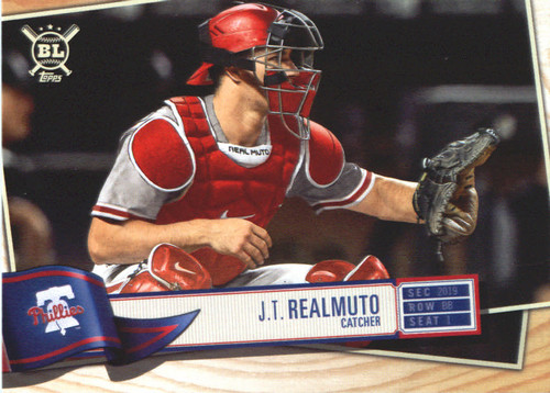 Photo of 2019 Topps Big League #96 J.T. Realmuto