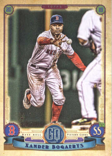Photo of 2019 Topps Gypsy Queen #23 Xander Bogaerts