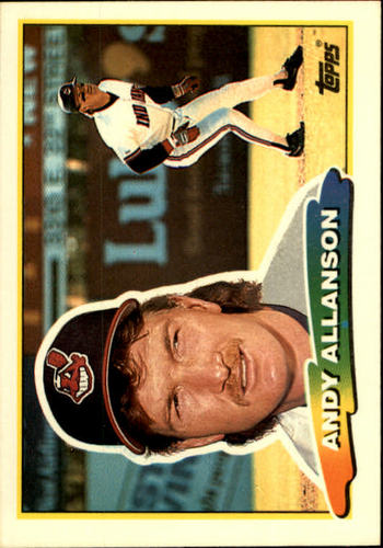 Photo of 1988 Topps Big #231 Andy Allanson
