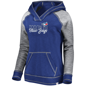 Toronto Blue Jays Women's All That Matters Hoody by Majestic