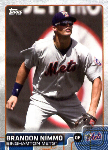 Photo of 2015 Topps Pro Debut #86 Brandon Nimmo