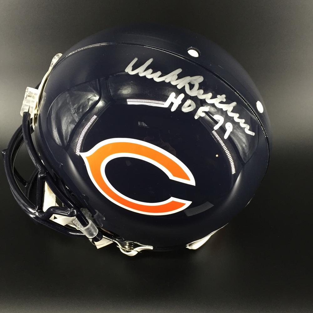 PCC- Bears Dick Butkus Signed Proline Helmet