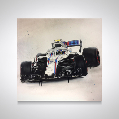 Photo of Williams No.35 -Denis Klatt Art