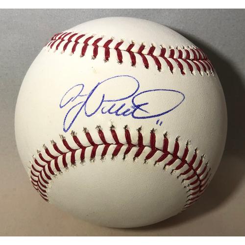 Photo of AJ Pollock Authentic Autographed Baseball