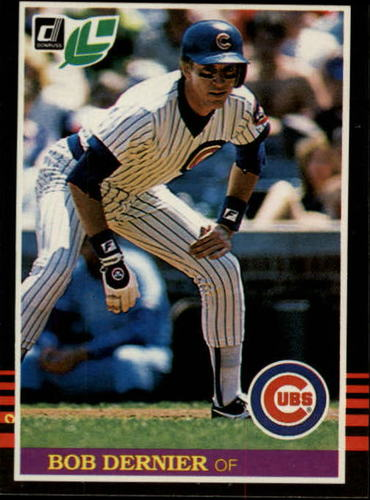Photo of 1985 Leaf/Donruss #57 Bob Dernier