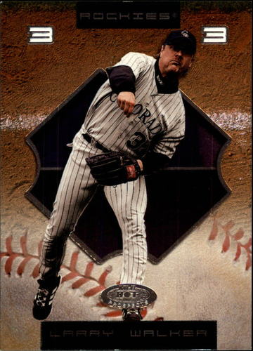Photo of 2002 Hot Prospects #75 Larry Walker