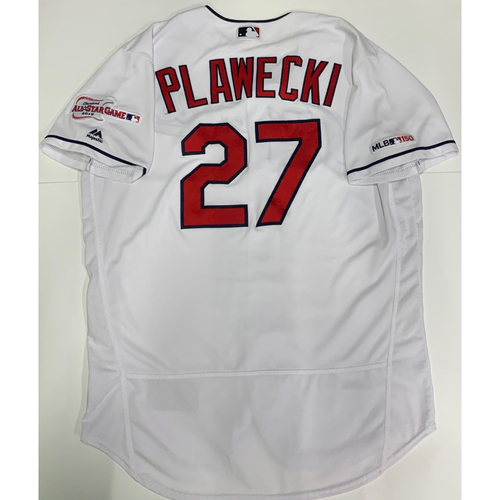 Kevin Plawecki Team Issued 2019 Home Jersey