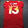 NFL - Chargers Keenan Allen Game Issued Pro Bowl 2019 Jersey Size 40