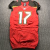 London Games - Buccaneers Justin Watson Game Used Jersey (10/13/19) Size 42