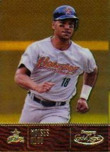 Photo of 2001 Topps Gold Label Class 1 Gold #78 Moises Alou