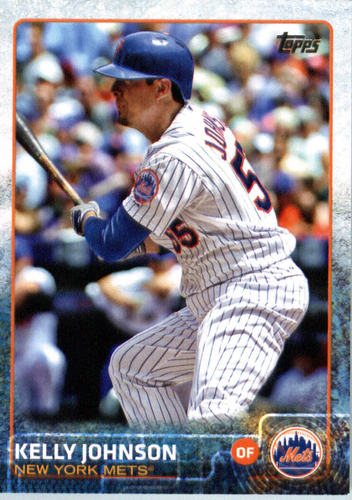Photo of 2015 Topps Update #US366 Kelly Johnson