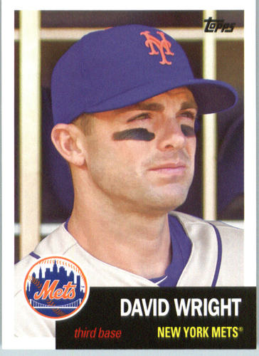 Photo of 2016 Topps Archives #43 David Wright