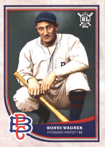 Photo of 2018 Topps Big League #341 Honus Wagner