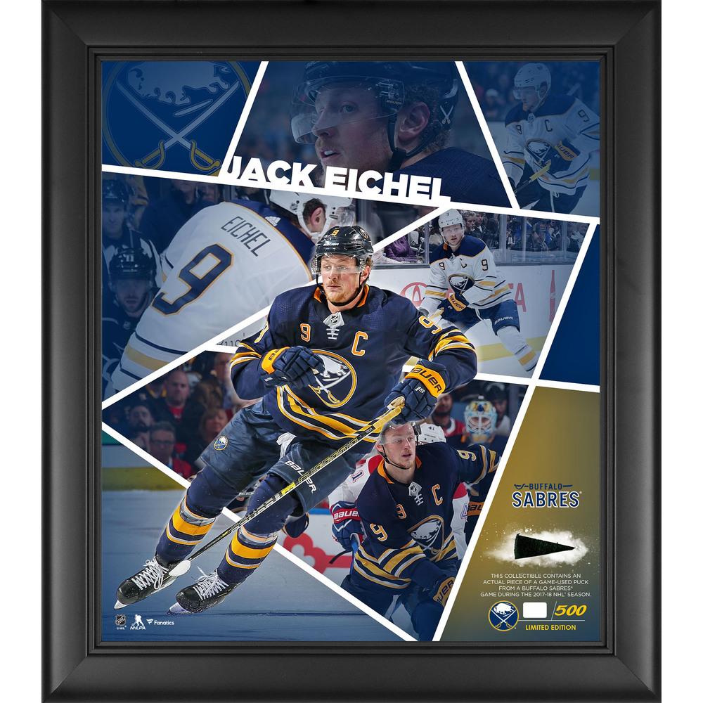 Jack Eichel Buffalo Sabres Framed 15