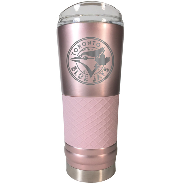 Toronto Blue Jays Large Pink Tumbler by Diamond Collection