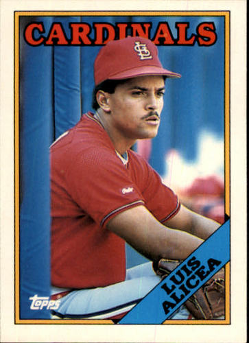 Photo of 1988 Topps Traded #3T Luis Alicea XRC