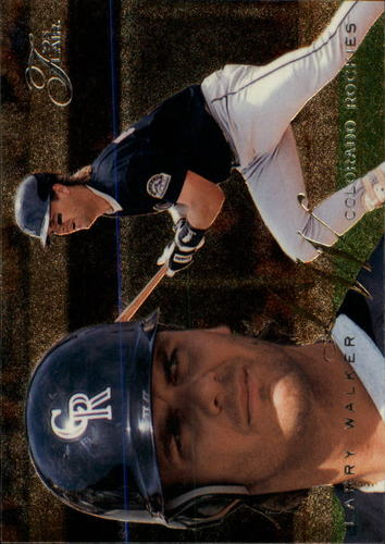 Photo of 1995 Flair #348 Larry Walker