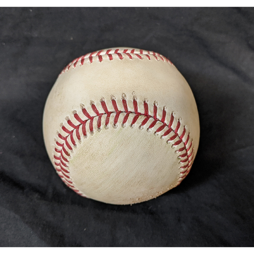 Photo of Game-Used Ball 8/12/20 Padres @ Dodgers: Pitcher Tony Gonsolin; Batter: Manny Machado (Single)