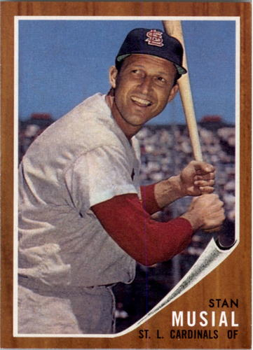 Photo of 2019 Topps Update Iconic Card Reprints #ICR24 Stan Musial