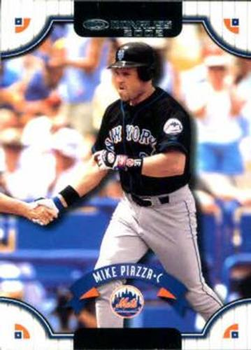 Photo of 2002 Donruss #11 Mike Piazza