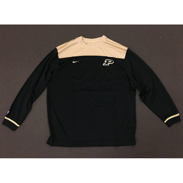 Photo of Purdue Men's Basketball Nike Warm-Up Shirt Size XXL