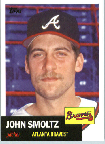 Photo of 2016 Topps Archives #45 John Smoltz