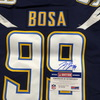 California Wildfire Relief- Joey Bosa signed authentic Chargers jersey - Size 42